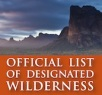 Official Wilderness Areas List